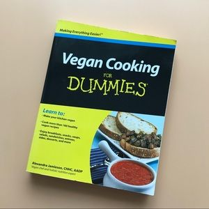 Other - Vegan Cooking For Dummies